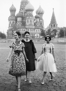 Christian-Dior-show-in-Moscow-1959,-3