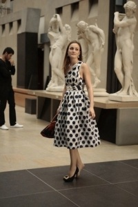 Gossip Girl Season 4: on location in Paris