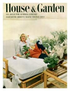 richard-rutledge-house-garden-cover-june-1951