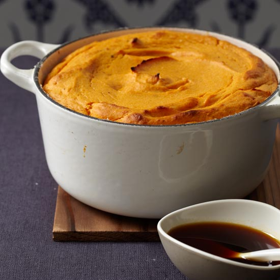 Kitchen Stories. Potato and Cheese Soufflé. | Happy-Go-Lucky