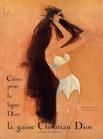 40496-christian-dior-lingerie-1958-rene-gruau-girdle-bra-hprints-com